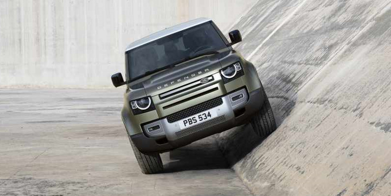 illustration de Land Rover Defender : l'âme du baroudeur chic