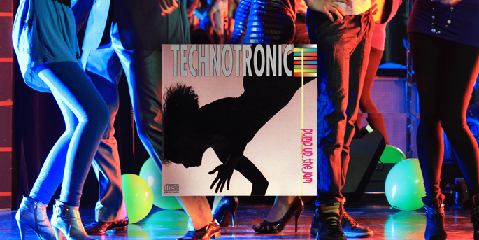illustration de Technotronic