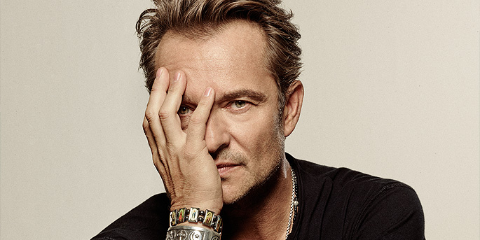illustration de Le 13ème album de David Hallyday