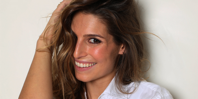 illustration de Laury Thilleman au Top !