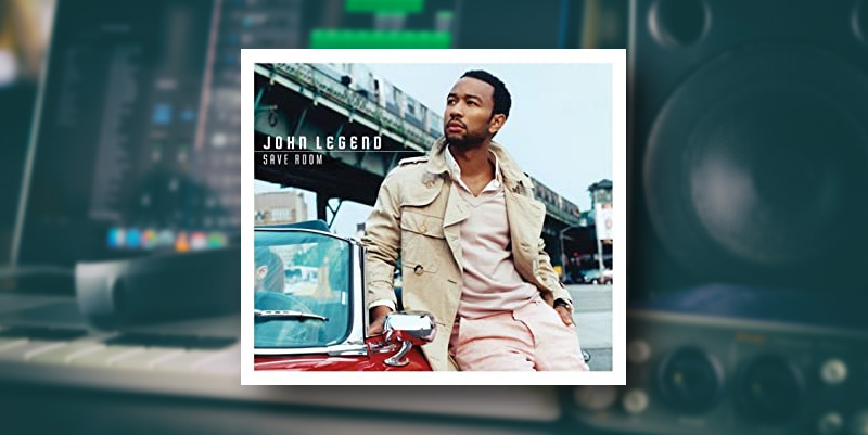 illustration de John Legend
