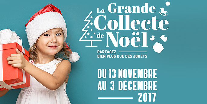 illustration de Collecte de Noël 2017
